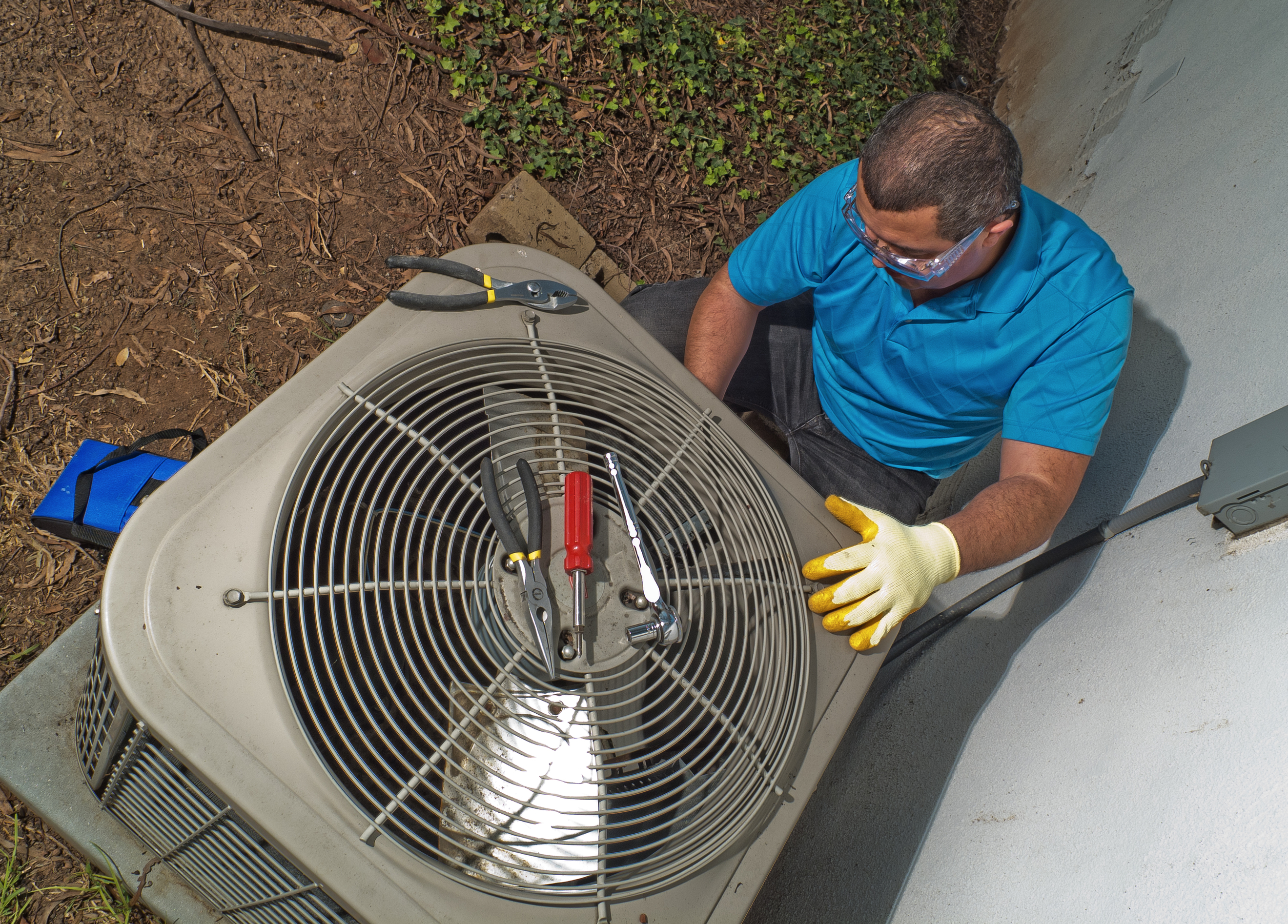 Air Conditioning Repair in St. Louis